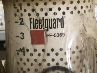 FleetGuard FF-5369 Filter UNRESERVED