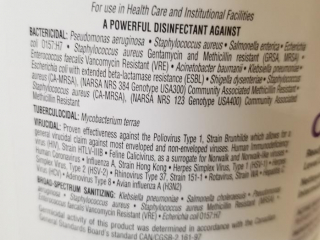 Oxivir Dissenfectant Wipe - Must Take 12 Times the Money UNRESERVED