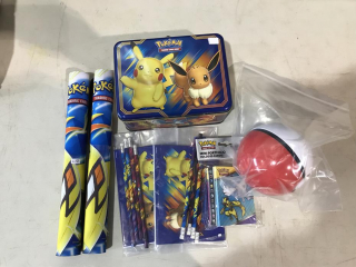 Assortment of Pokemon Items UNRESERVED
