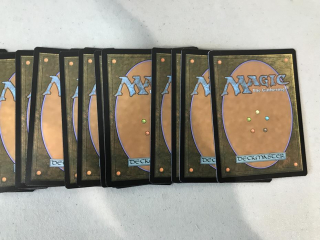 Magic - Gathering Cards UNRESERVED