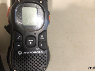 Hammer & Job Mate Electric Drill & Motorola Walkie Talkie's With Charger UNRESERVED