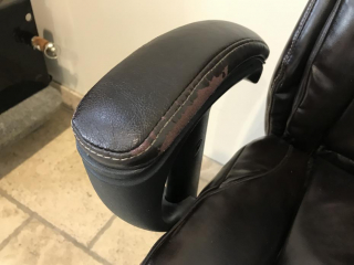 Leather Office Chairs - Must Take 2 Times the Money UNRESERVED