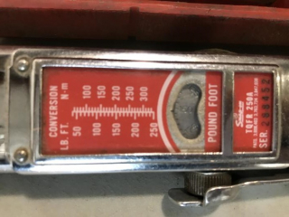 Snap-On Torque Wrench - 1/2