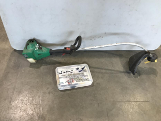 Gas Powered Weed Eater w/ Tool Kit UNRESERVED
