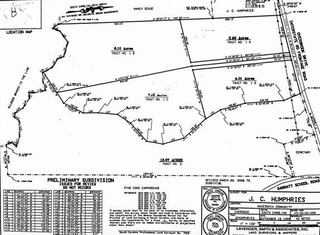 Auction 25 Acres+/- Divided or Whole--Prime I-85 L