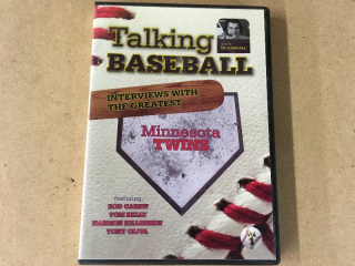 Minnesota Twins DVD - Interviews with All-time Greats!