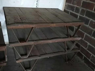 Industrial pallet, top only-selling individually
