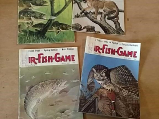 Our Fish and Game magazines 1980