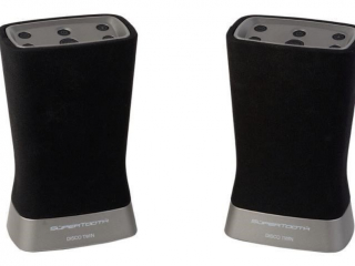 Super Tooth Disco Twin 2X Bluetooth Stereo Speaker