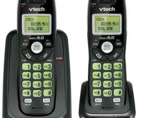 Vtech Handset Cordless Phone System CS6114-21