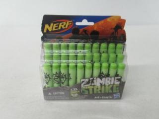 Hasbro Nerf Zombie Strike Darts - 30 Ct