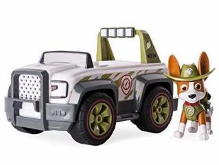 Nickelodeon Paw Patrol Trackers Jungle Cruiser