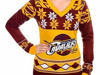Forever Collectibles Womens LG NBA Cleveland