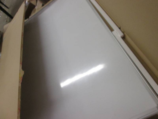 3x4 Magnetic Whiteboard by Master V...