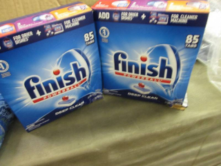 2 Boxes of 85 Tabs ea Finish Powerb...