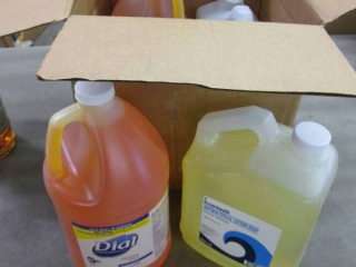 2 Gallons Dial Hand Soap, 2 Gallons...