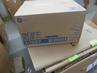 Case of Pacific Blue Big Fold Paper...