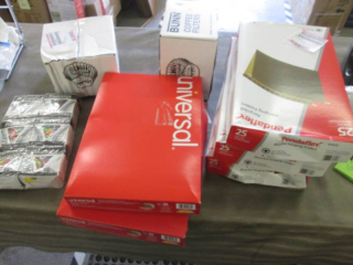 3 Boxes Legal Hanging Folders, 2 Cl...