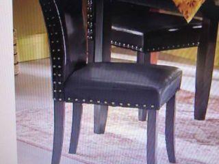 Nailhead Dining Chair open box Reta...