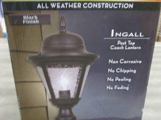 Newport Crest Ingall Outdoor Black ...