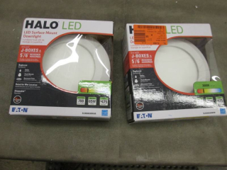 Lot of 2 Halo SLD 5 in. and 6 in. W...
