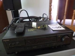 Technics Stereo Receiver