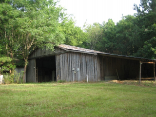 11 +/- Acres and 10 Stall Horse Barn