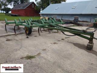 John Deere Model 1600 chisel plow, 14?, comes with