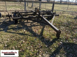 Grand Hoeme Plow Model K Digger, 12 shank with Cyl