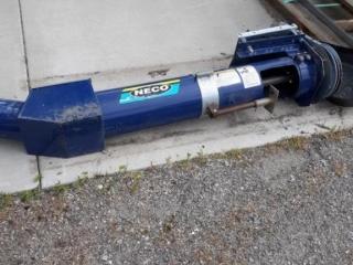 Used Neco incline head, 6