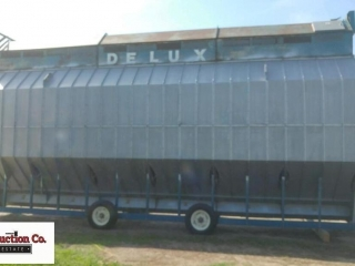 Delux 3 phase LP gas dryer, 750 bu/hour, dry and l