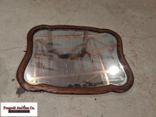 Dresser Mirror. Item is located near Milan, MN. Fo