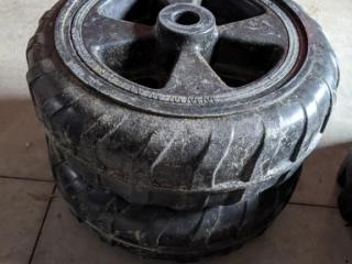 (2) Wave armor Boat lift/dock tires. Item is locat