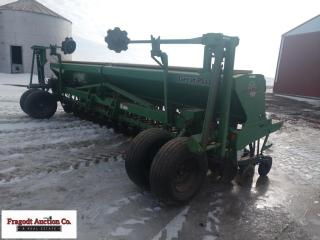 Great Plains 20? solid stand 2000 Grain Drill, 7?