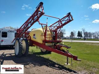 Hardi Commander 1200 Sprayer, 88' Eagle Boom, spra