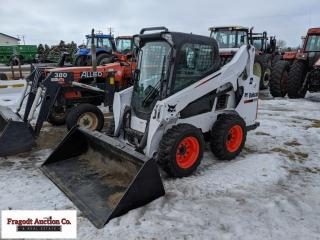 2014 Bobcat S570, 2 speed, 6,282 hours, Kubota 61h