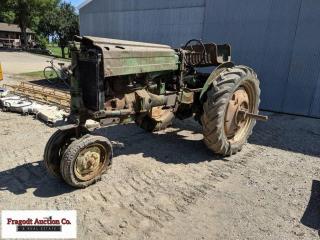 1949 John Deere MT, Narrow Front, 540 PTO, 2pt, Ga