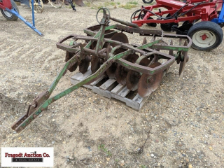 Approx 6? Pull Type Tandem Disk For John Deere M