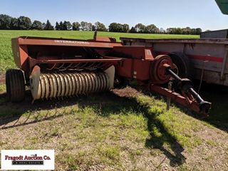 International 435 square baler, Unknown Working Co