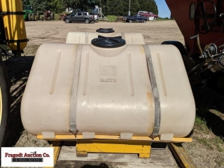 (2) 250 gallon Ag-Chem saddle tanks with  4 x 6? s