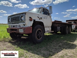 1974 Chevrolet C65 Twin Screw, 427 V8 with Edlebro