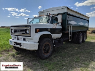 1975 Chevrolet C65 Twin Screw, 427 V8, 5+4 transmi