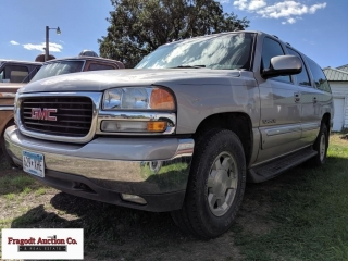 2004 GMC Yukon XL SLT 1500, 5.3L V8, 4WD, 4 speed