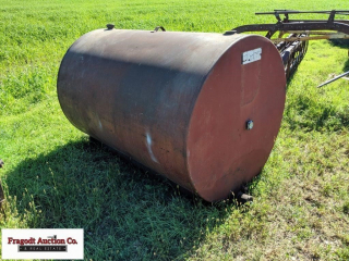 500 gallon fuel barrel