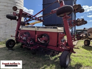 Case IH 955 Cyclo 12 row 30? planter, 3pt, vertica