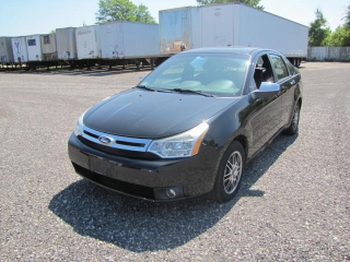 2010 FORD FOCUS 80458 KMS