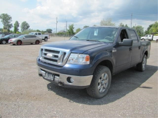 2007 FORD F SERIES PICKUP 205000 KMS