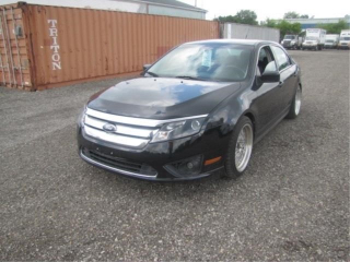 2010 FORD FUSION 185304 KMS