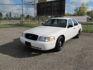 2011 FORD CROWN VICTORIA 142111 KMS