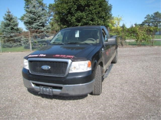 2008 FORD F150 276855 KMS